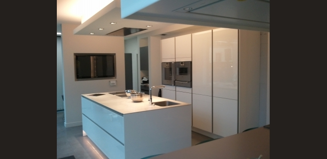 cuisines d'expo - siematic france - agencement hamon
