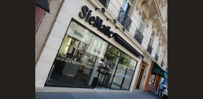 show room cuisiniste siematic paris 7 me siematic france siematic paris cuisines joniel. Black Bedroom Furniture Sets. Home Design Ideas