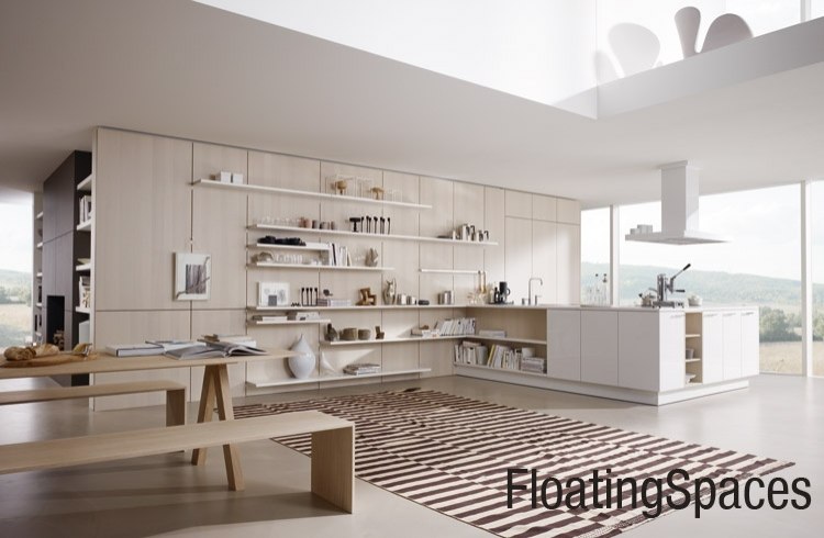 FloatingSpaces Siematic SE 5005 L