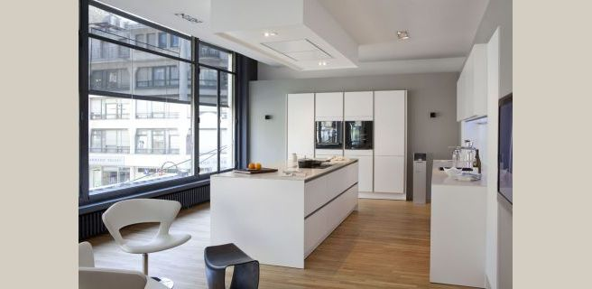 Showroom siematic france cusinium for Showroom cuisine